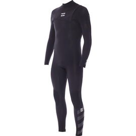 billabong furnace pro 4.3 mm zipperless wetsuit
