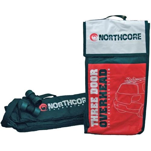 Northcore Car Three Door Roof Rack