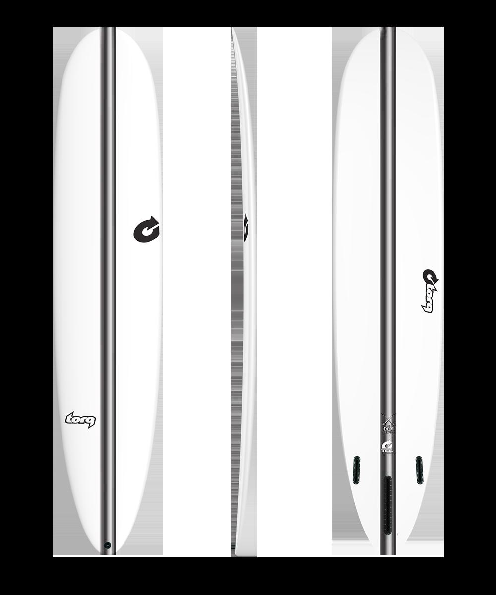 Torq Surfboard Tec The Don Model 9 6 White Noordzee Boardstore