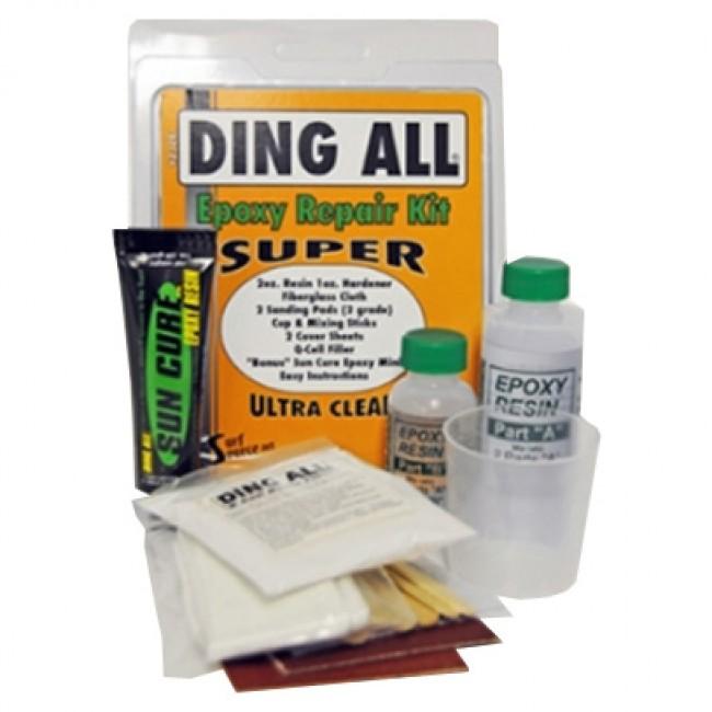 Ding All - Surfboard - SUPER Epoxy Repair Kit