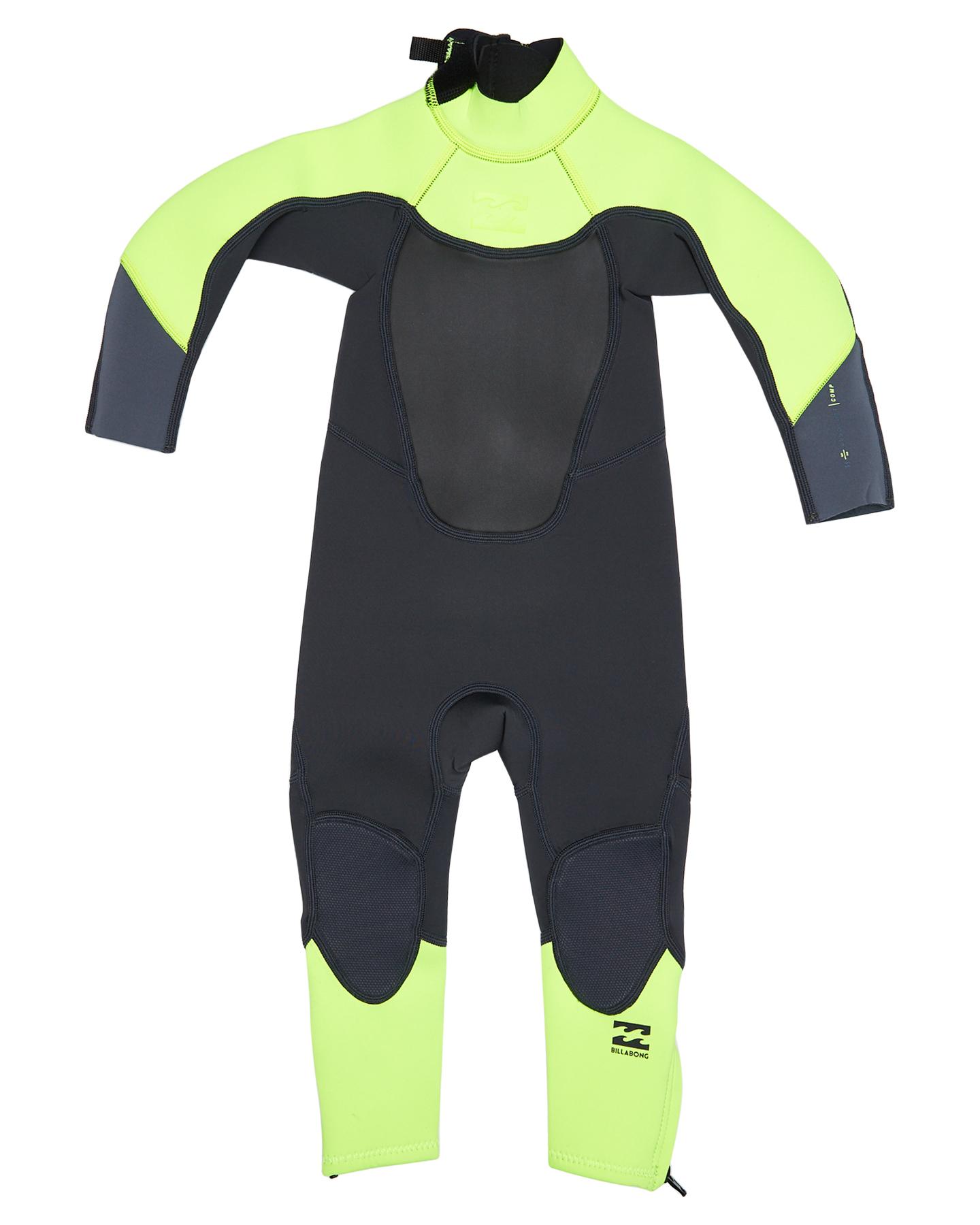 d0f4eebb20 Todler   kids wetsuit (2-7 years) 3 2 Billabong Absolute Comp backzip